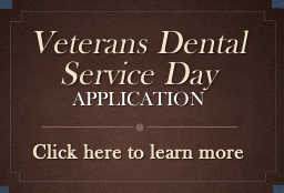 Veterans Dental Service Day Application